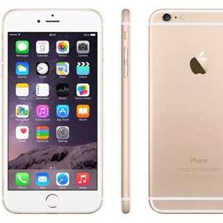 BNIB IPHONE 6 GOLD 64GB