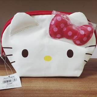 (BN) Sanrio Hello Kitty Cosmetic Pouch