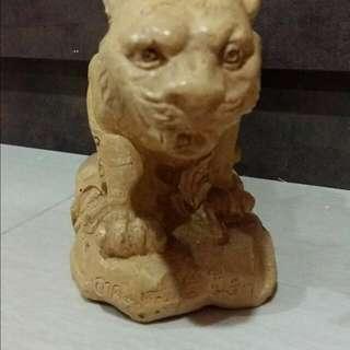 Luang Phor Jeud - Tiger God Bucha
