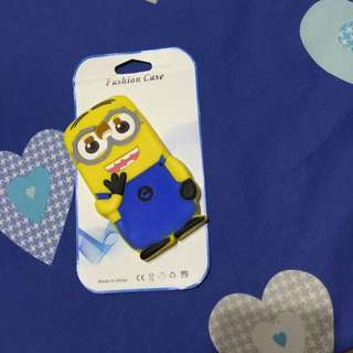 Samsung Ace 3 Minion Silicon Cover