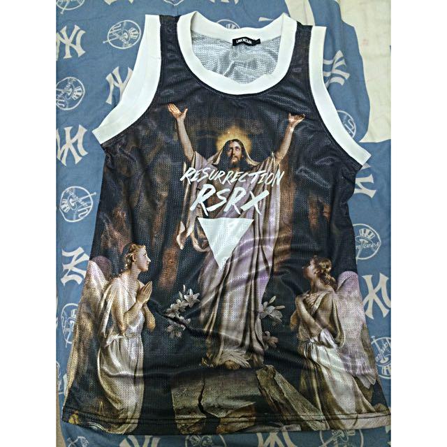 二手耶穌球衣
