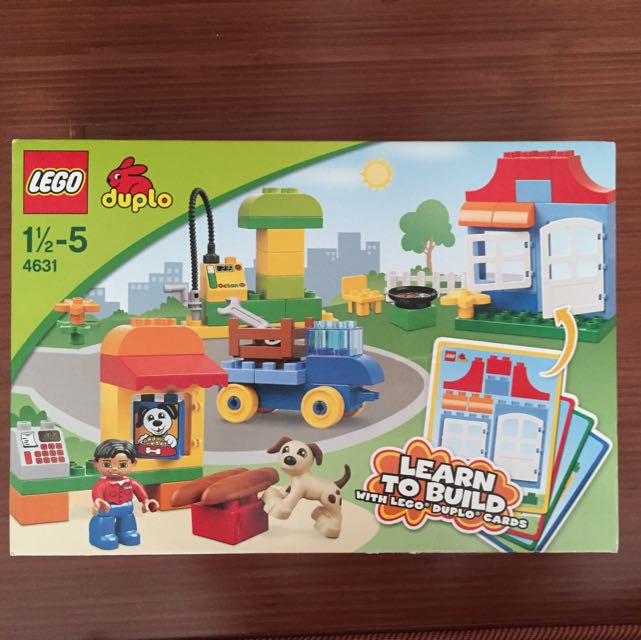 Bnib Lego Duplo 15 5 Years Old Babies Kids On Carousell