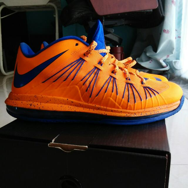 Authentic Air Max Lebron X Low