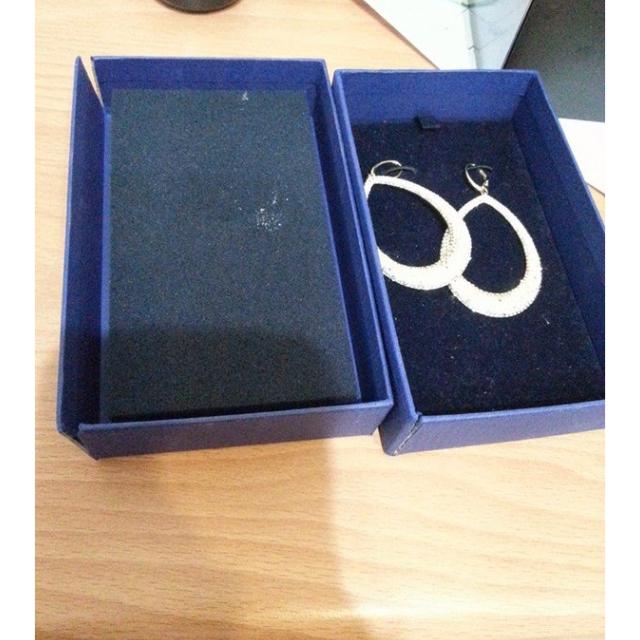 SWAROVSKI精美耳環