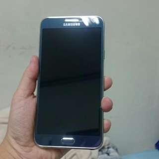 三星(Samsung GALAXY E7)4G-藍色(保留中)