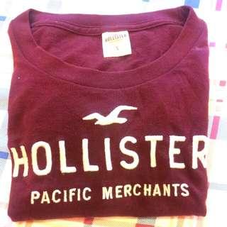 Hollister 長袖T