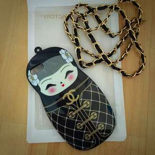 Chanel Doll iPhone Case