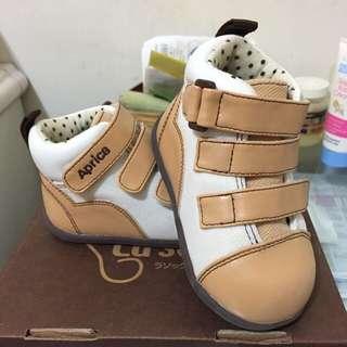 Aprica第二階學步鞋12.5cm