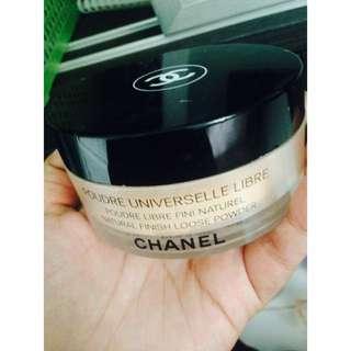 Chanel Loose Powder.