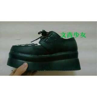韓系厚底鞋