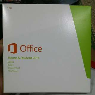 (reserved) Microsoft Office 2013 For 1 PC Lifetime