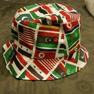 Alife Reversible Bucket Hat Brand New With Tags .. Supreme Wtaps Neighbourhood SSUR