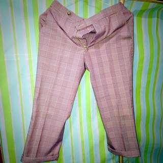日本購入🇯🇵古著七分褲