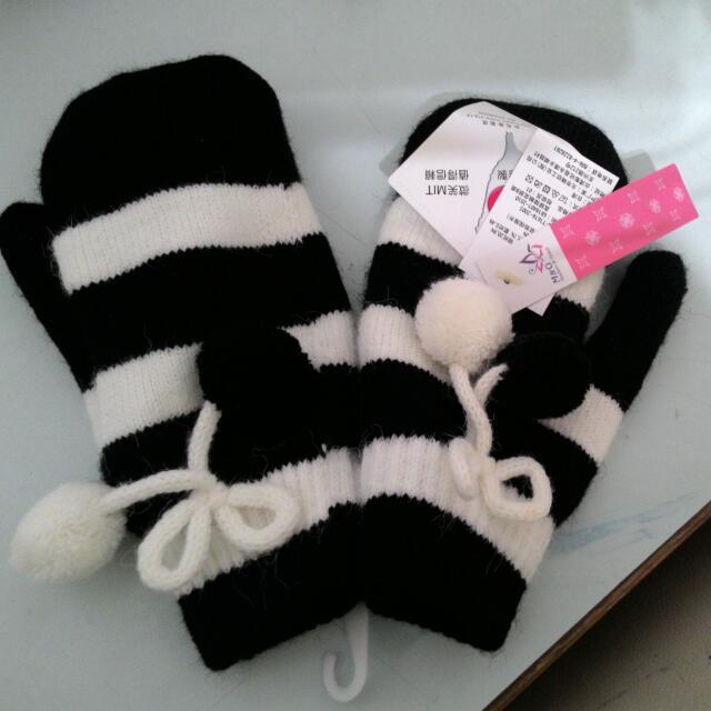 內刷毛冬天手套