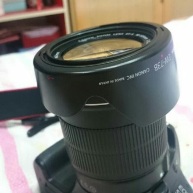 售二手canon EF-s 18-135mm 旅遊鏡
