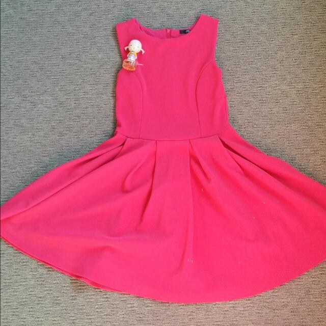 Jane Norman Sleeveless Dress