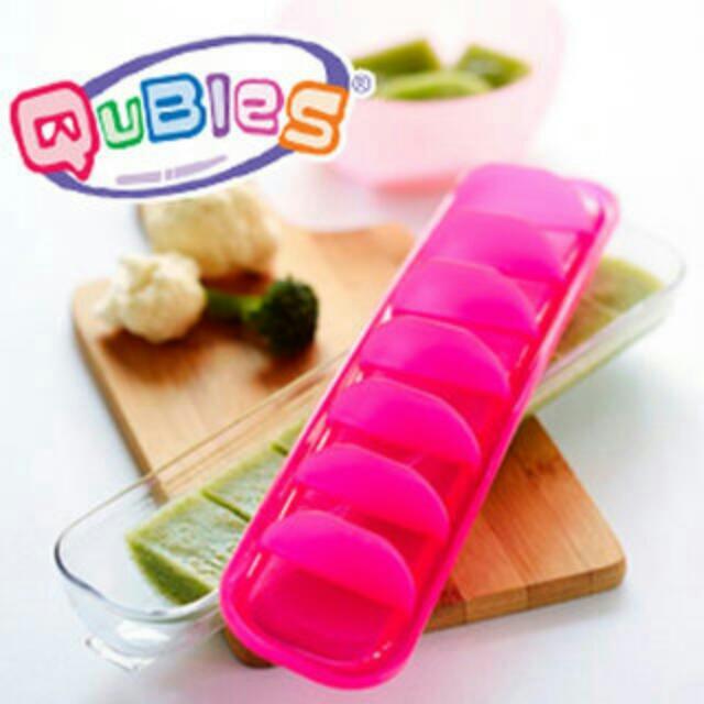 澳洲Qubies,副食品分裝盒
