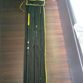 *Reserved* Abu Garcia Ultra Cast 0z 13 Ft Spinning Rod(medium Action)