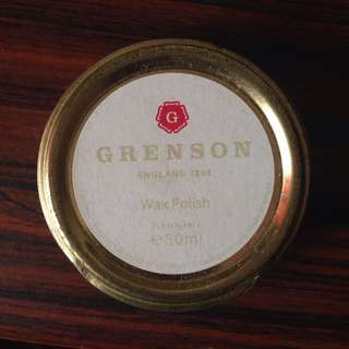 Grenson Tan Shoe Polish