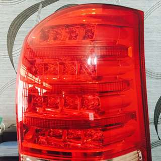 Toyota Wish Right Back Light Model 2003 To 2008 (reserved)