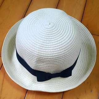 圓編織草帽(含運)