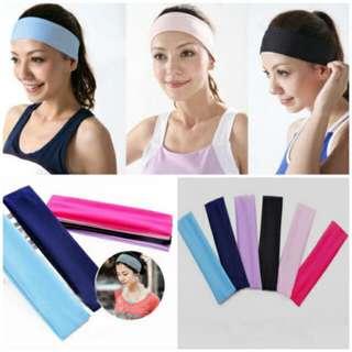 Headband for yoga