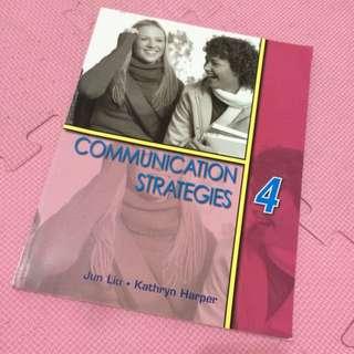 Communication Strategies 4 英文 課本