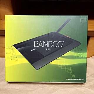 (保留中)Wacom BANBOO PEN 繪圖板(CTL-460)