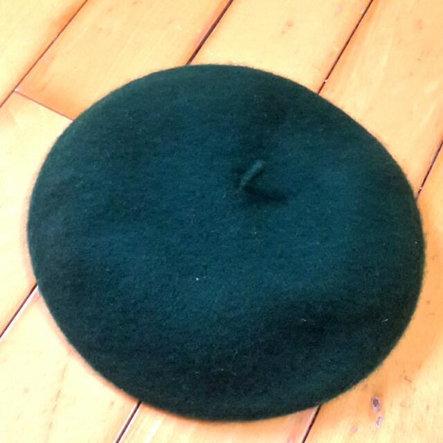 綠色畫家帽(含運)