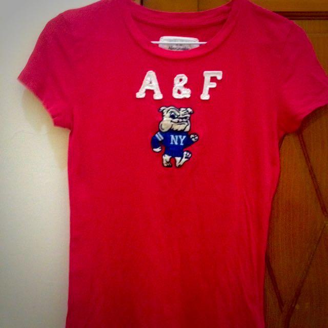 (暫售) A&F 💘 T恤
