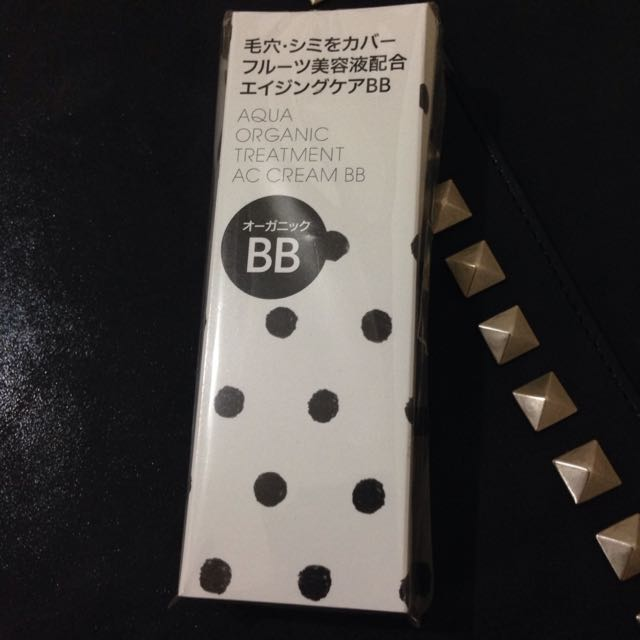 (全新)日本Aqua礦物BB霜