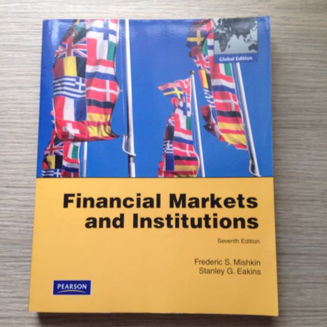 Financial Market And Institutions (Mishkin Eakins)