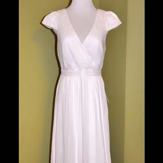 J Crew Wedding Dress Brand New Size Us 8 Women S Fashion On Carousell