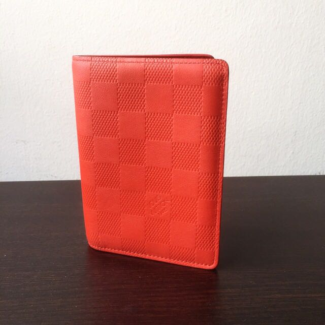 023c419eeb2b RESERVED FOR EDGYLAMODE  LV JAMES WALLET IN DAMIER INFINI LEATHER ...