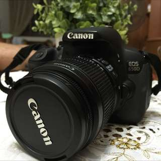 Canon 650D (Price Reduced!!) (RESERVED)