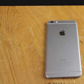 Iphone 6 Plus 64GB Space Grey
