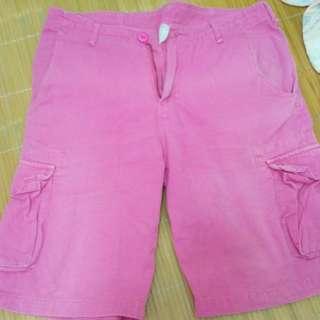 多口袋潮流短褲
