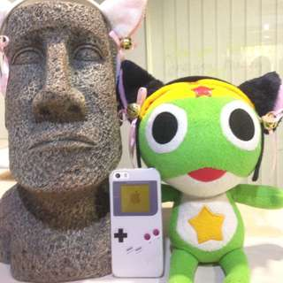 {日本帶回}Gameboy復古時尚手機硬殼
