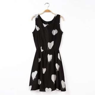 Love Monochrome Dress