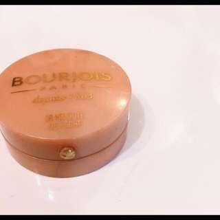 夜巴黎bourjios 🇫🇷淡橘色腮紅