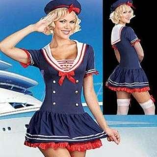Sailor Girl Costume (Plus sized!❤)