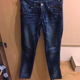 [降價求售] BIG TRAIN牛仔褲