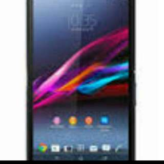wanted: faulty xperia z ultra