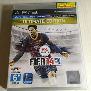 PS3 Games (Fifa Set)
