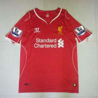 Pre-owned Liverpool 14-15 Home Kit
