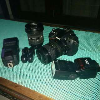 TRADE: Nikon D7000 System with a Fujifilm X-T1, X-M1,  or Sony a6000