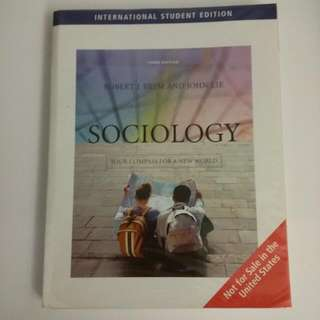 [RESERVED] Sociology Textbook