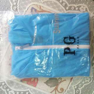 Superme 防曬外套(藍)