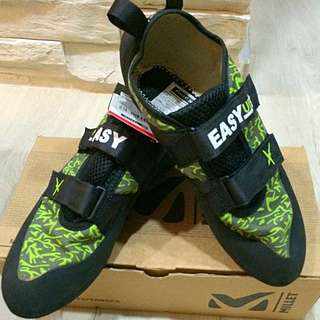 BNWT Millet Easy Up Rock Climbing Shoes.