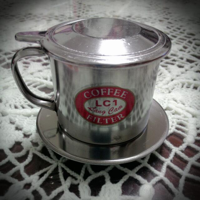 越南 Coffee filter